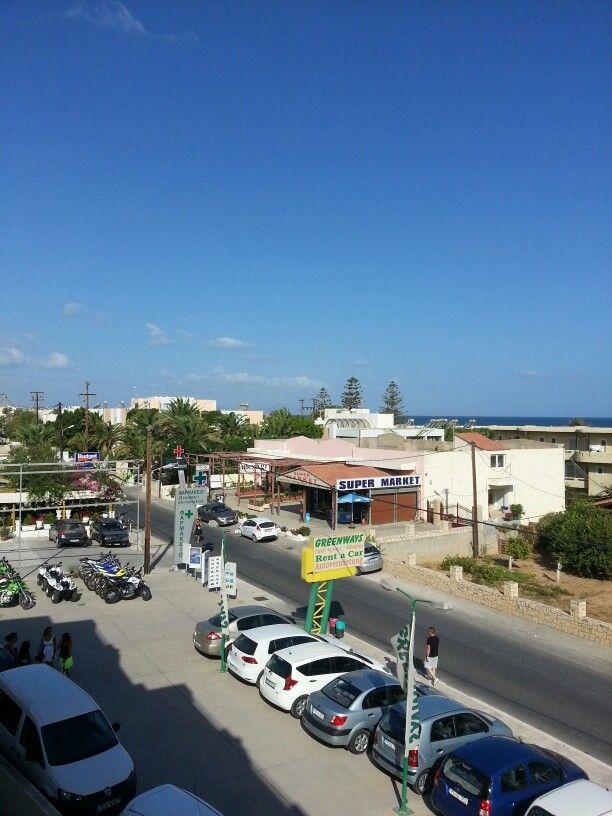 Boulevard Platanias