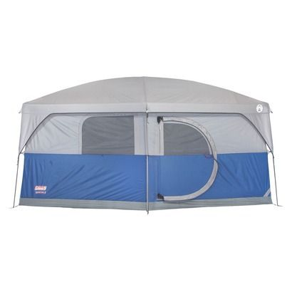 Which tents are best for family camping? Family tents range in size, depending on your family. Family tents can accommodate as few as three people or as many as 10 and are available in a variety of styles. A family tent will usually offer a larger living space and multiple bedroom areas.