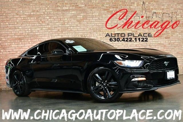 Ebay 2015 Mustang Ecoboost 2015 Ford Mustang Ecoboost 47334 Miles