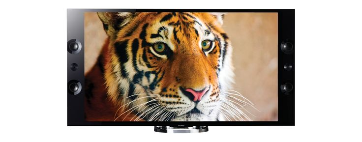 The X9 from Sony Ultra HD TV has a picture 4 times the resolution of normal HD. The best TV on the market? #probably
