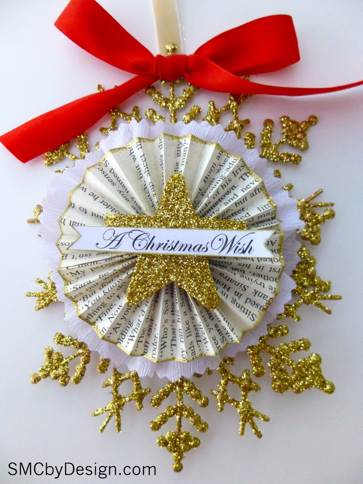 Dollar Tree Christmas Ornament from http://saltlicklessons.com/