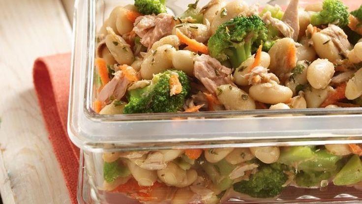 Cannellini Bean and Tuna Salad | Recipe