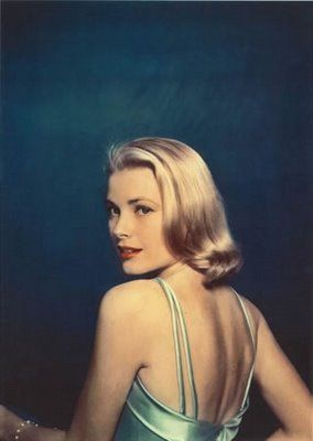 Grace Kelly photographed by Philippe Halsman, 1955.