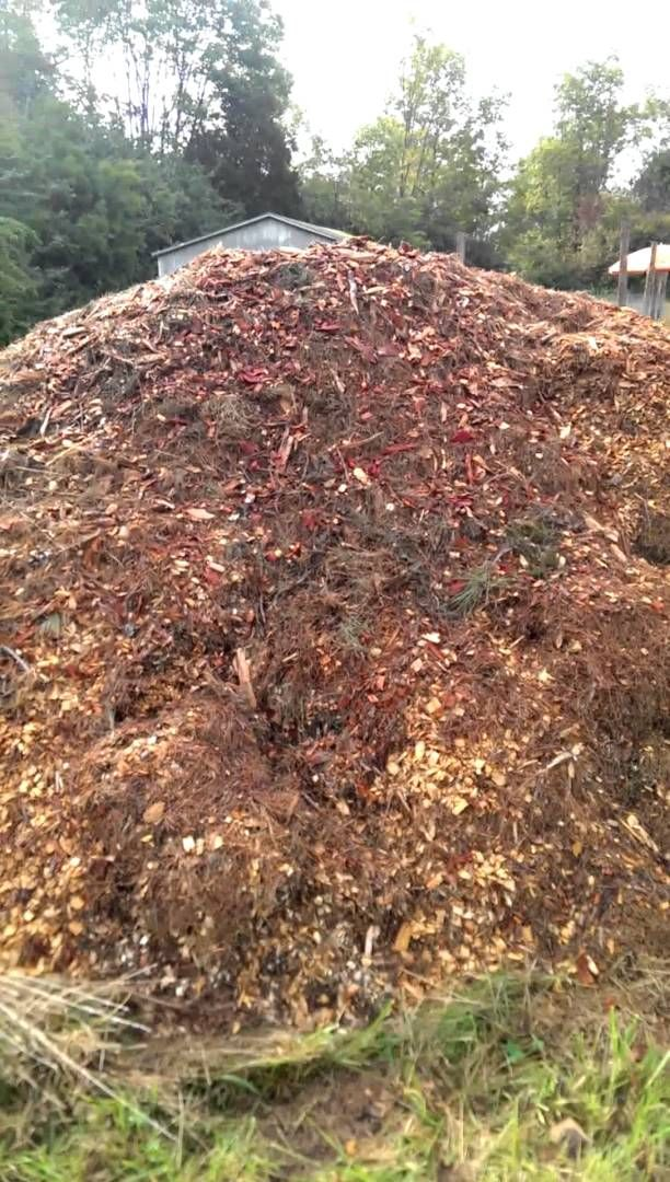 Composting Horse Manure Peace Of Heaven Farms