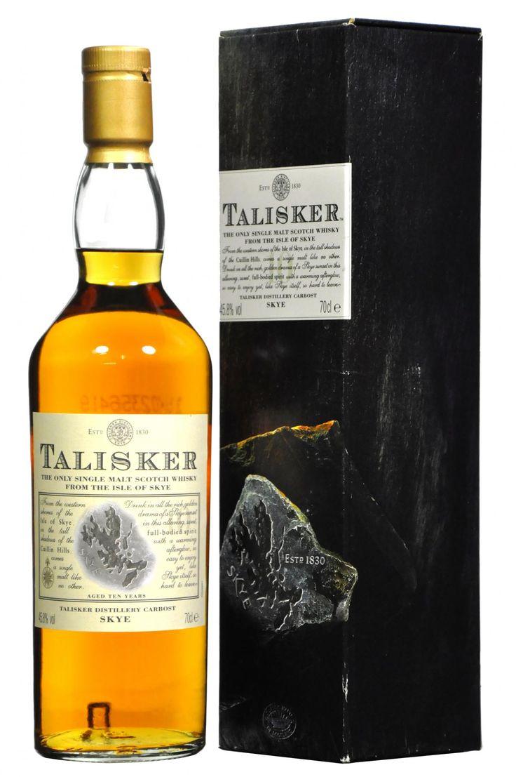 Talisker 10 Year Old - Whisky Online Shop