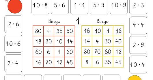 Bingos zu den Kernaufgaben