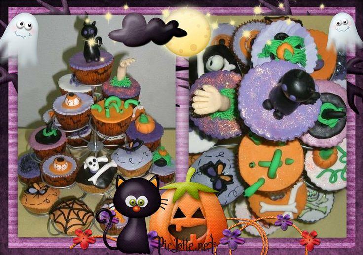 Halloween/Dias das bruxas  bolos.da.tia@hotmail.com