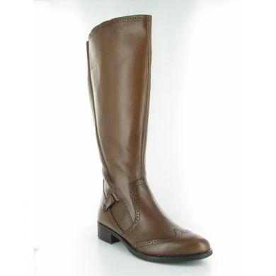 Stivale in pelle by Seven Miles #scarpe #stivali #italianshoes #shoes