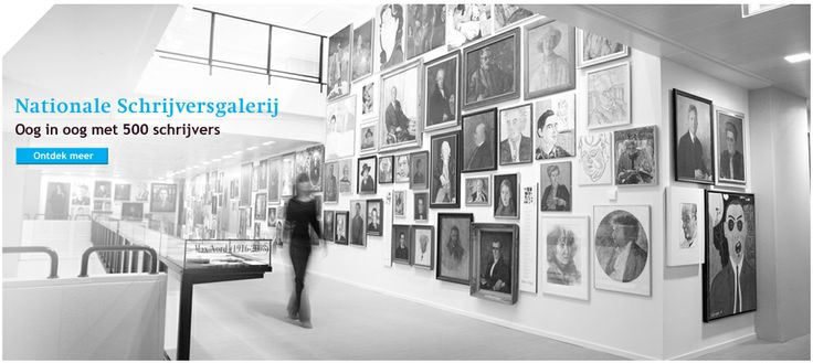 Van liefdesbrieven tot manuscripten, van schrijversportretten tot jeugdboekenillustraties: alles wat te maken heeft met het werk en persoonlijke leven van schrijvers vind je in de collectie van het Letterkundig Museum.