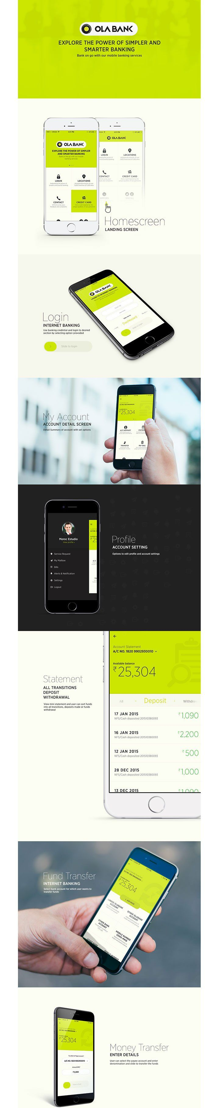 Daily Mobile UI Design Inspiration #458