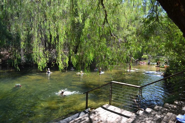 Honeymoon Pool, Collie. Western Australia