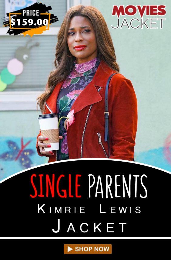 Single Parents Kimrie Lewis Jacket - Movies Jacket
