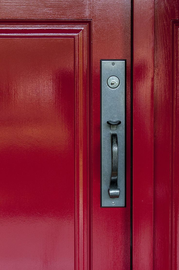 Exterior house painting vancouver canada red front - Farrow and ball exterior door paint ...