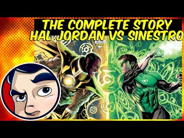 Hal Jordan & The Green Lanterns 'Ultimate Hal Vs Ultimate Sinestro' - Rebirth Complete Story - Video --> http://www.comics2film.com/hal-jordan-the-green-lanterns-ultimate-hal-vs-ultimate-sinestro-rebirth-complete-story/  #StaffPicks