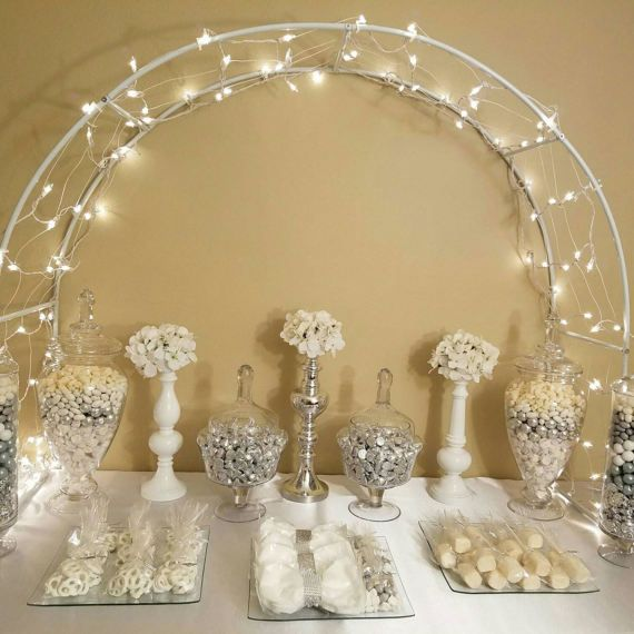 Dessert Table for Events Candy Table Wedding Decoration