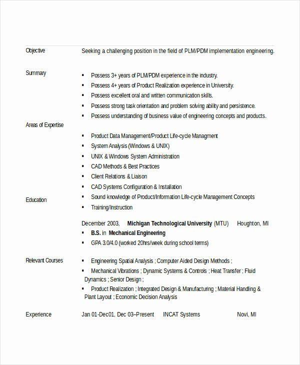 Entry Level Engineering Resume Luxury Engineering Manager Resume Engineering Resume Templates Engineering Resume Free Word Document