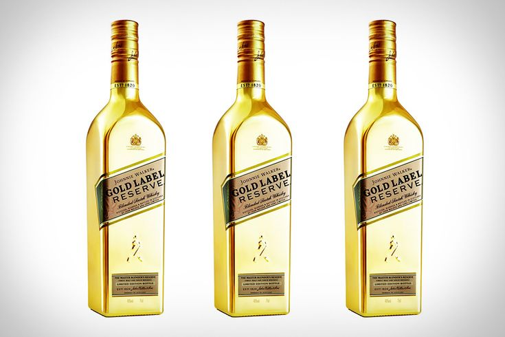 One of the most trusted blenders in the scotch whiskey game is switching things up again this winter, with the introduction of Johnnie Walker Gold Reserve ($87). The scotch itself isn't brand new, but the limited edition, reflective gold bottle...