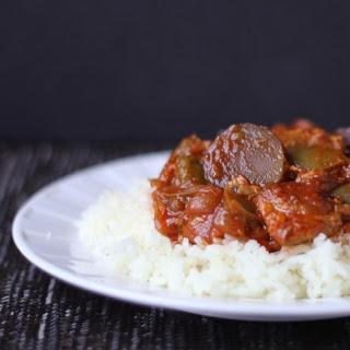 Pork Stew (Guisado de Puerco)