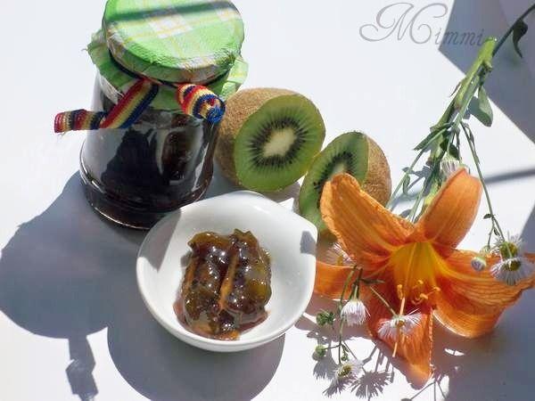Reteta Dulceata de kiwi - Dulceata / Gem