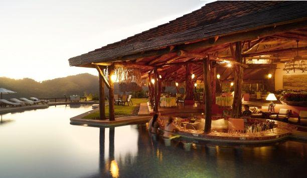 Hotel Punta Islita: On Costa Rica's Nicoya Peninsula, the eco-friendly Hotel Punta Islita embraces relaxation
