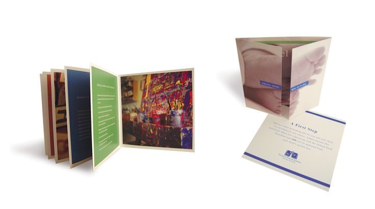 LOGO DESIGN + PRINT DESIGN > BROCHURE + INVITATION | Graphic Design by Kelly Skinner of Friday Design + Photography.