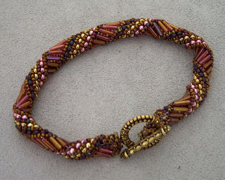 105 best bugle canutillos aretes y bracelet images on