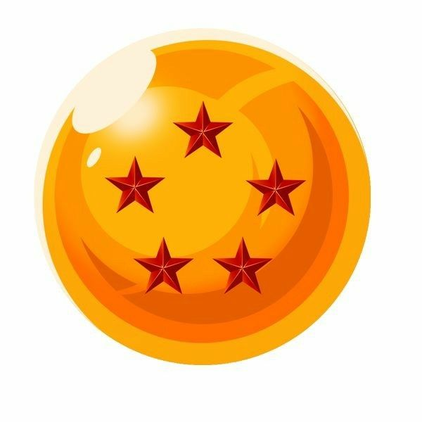 Five Star Dragon Ball Dragon Ball Wallpapers Dragon Ball Tattoo Dragon Ball