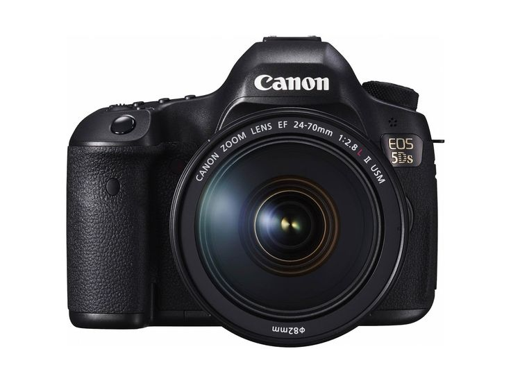 EOS 5DS ja 5DS R - Canonin uudet pikselihirmut www.sta.cr/2FzH1