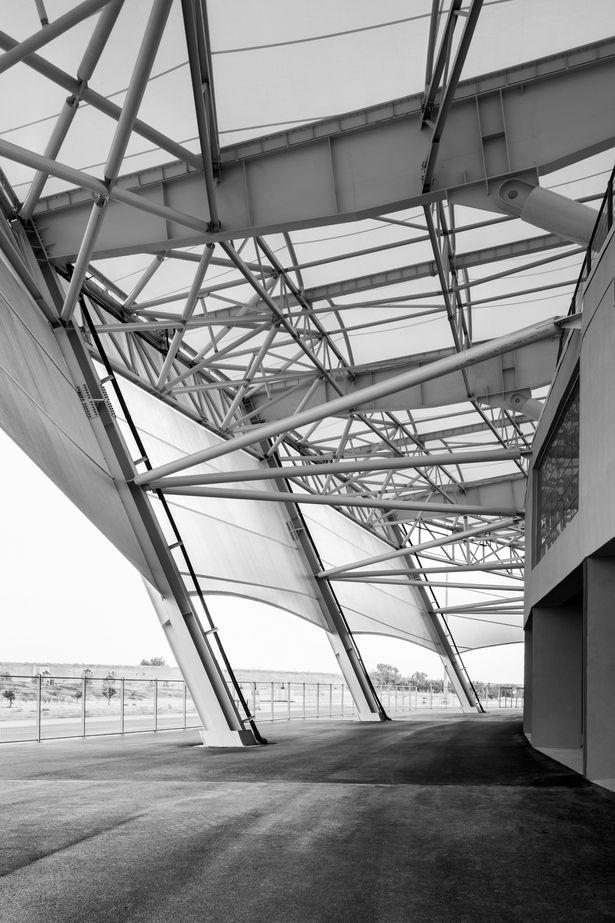 Mersin Stadium | Bahadır Kul Architects; Photo: Ket Kolektif | Archinect
