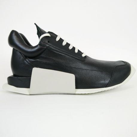 Chaussures De Sport Pour Les Hommes En Vente, Noir, Cuir, 2017, 40 41 41,5 42 43,5 44 46 Rick Owens