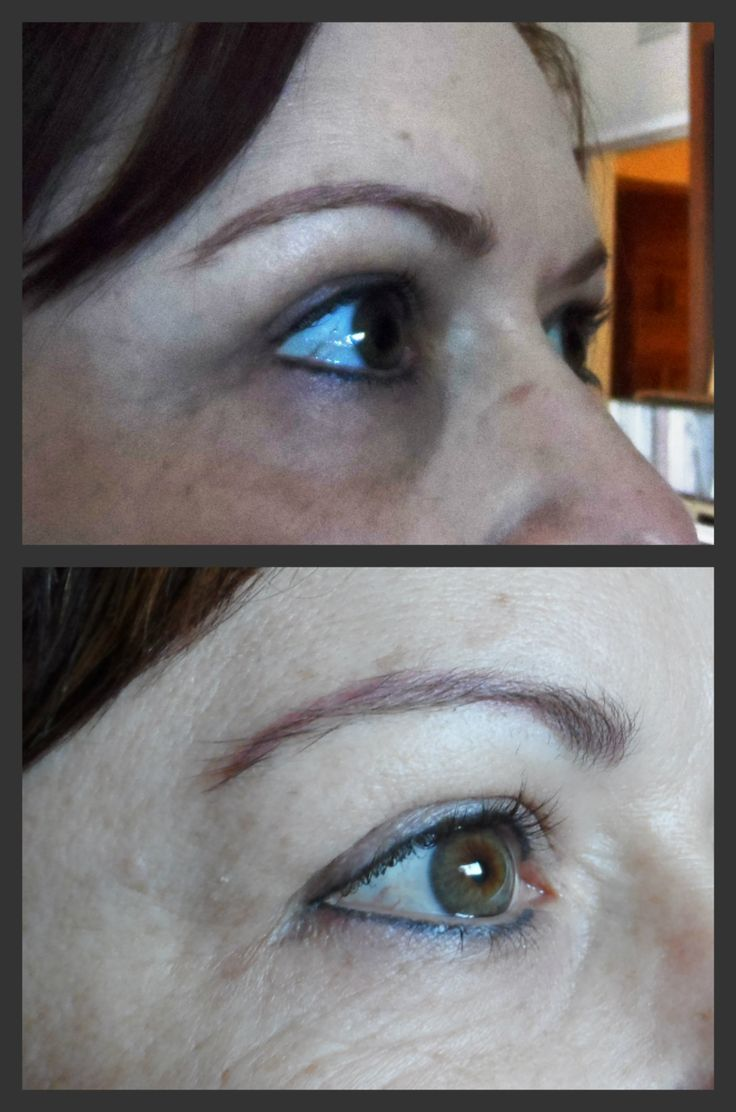Eyeliner correction by closing corners.  Bookings: 083 692 2207. Vanderbijlpark