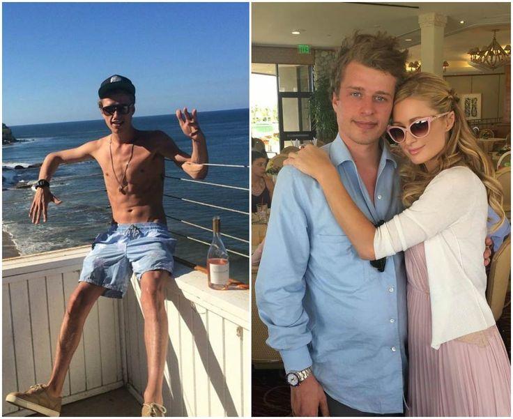 Paris Hilton`s brother - Conrad Hilton 3