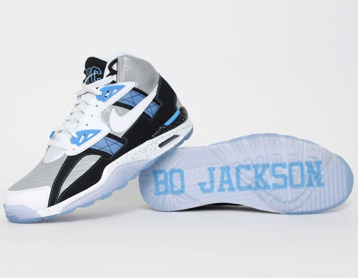 #Nike Air Trainer SC All Star NYC Baseball Pack... Bo knows something!