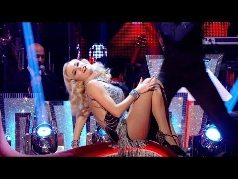 Pixie Lott & Trent Charleston to 'Sparkling Diamonds' - Strictly Come Dancing: 2014 - BBC One - Week 9