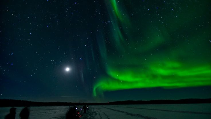 Polarlicht – Spektrum der Wissenschaft