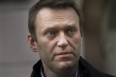 Вью Навального для АП. Прочитай — английский.