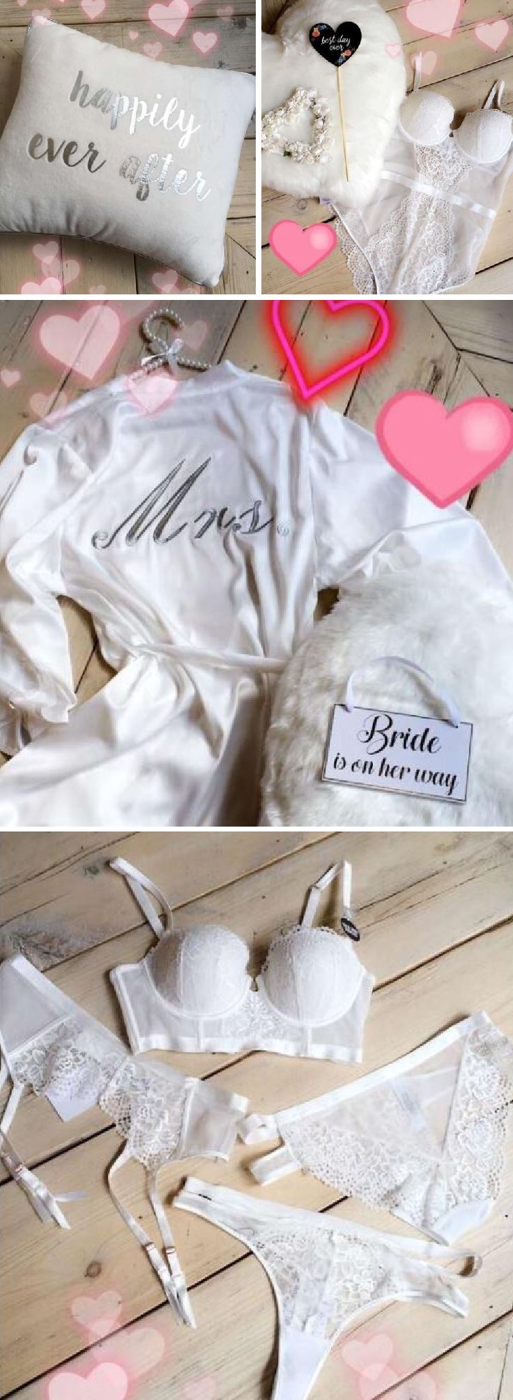 21 best Wedding Ideas images on Pinterest | Bridal, Bride and Bride ...