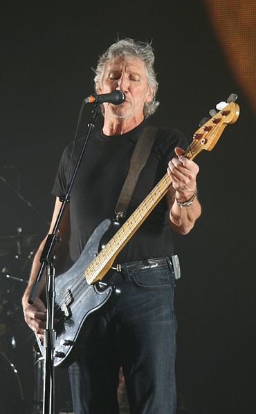 September 6, 1943 - Roger Waters  is an English musician, singer-songwriter and composer. He was a founder member of the progressive rock band Pink Floyd, serving as bassist and co-lead vocalist. Following the departure of bandmate Syd Barrett in 1968, Waters became the band's lyricist, principal songwriter and conceptual leader. The band subsequently achieved international success in the 1970s with the concept albums The Dark Side of the Moon, Wish You Were Here, Animals and The Wall.