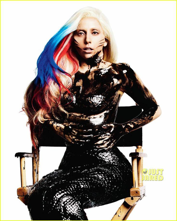 Lady Gaga 2013 magazine   Lady Gaga: Mermaid for Visionaire Magazine Cover!   lady gaga ...