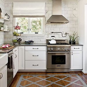 The Classic Kid-Friendly Kitchen | A Modern Upgrade | SouthernLiving.com