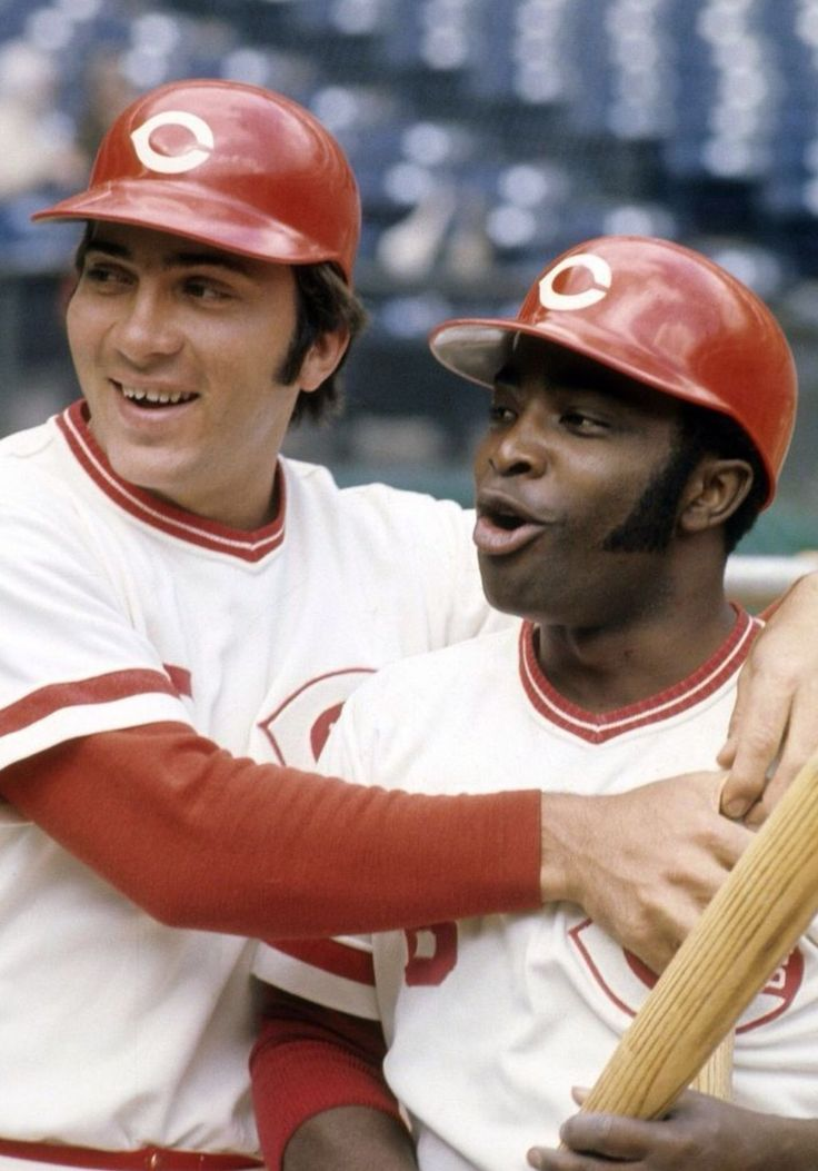 Of the 7 NL MVP Awards between 1970 & 1976, these cats won 4 of them (Bench 70, 72; Morgan 75, 76)