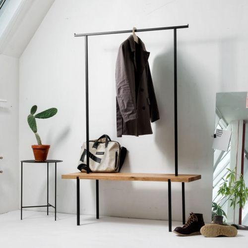 25 best ideas about garderobe eiche on pinterest gadrobe garderoben and eiche m bel - Pinterest garderobe ...
