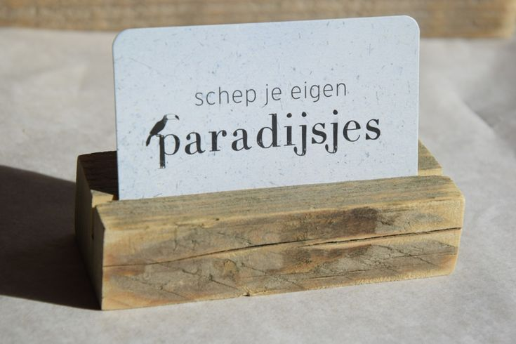 Schep je eigen paradijsjes, i <3 it! www.goeiezin.com