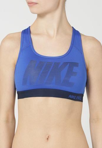 #Nike performance pro classic reggiseno Blu  ad Euro 28.00 in #Nike performance #Donna promo sports