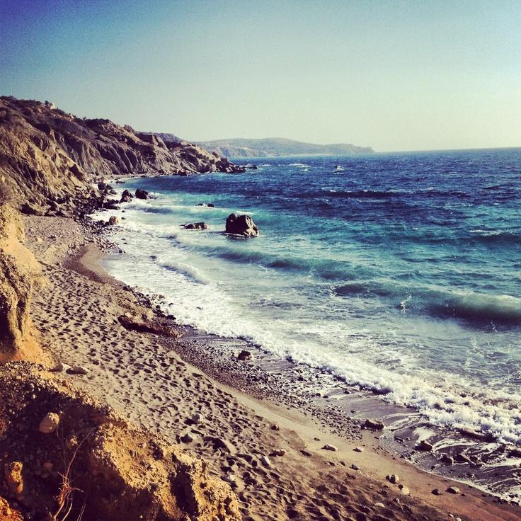 Korfos Beach #Gavdos