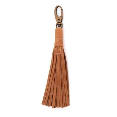 Moo-Tassle Keychain Habano