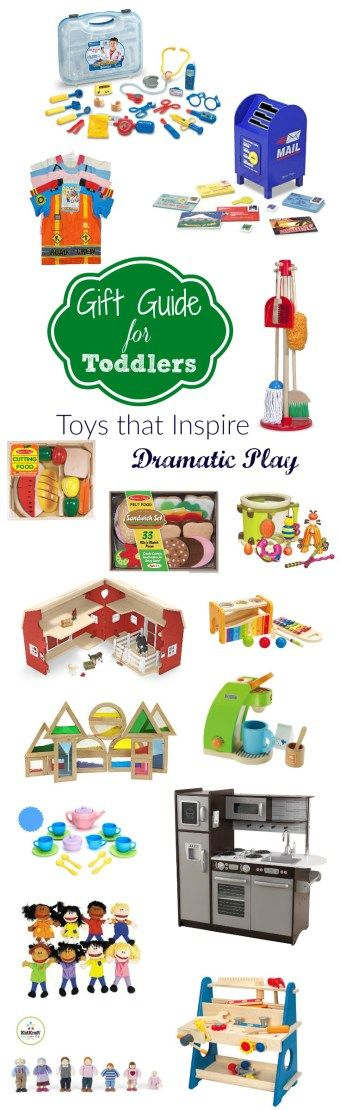 Dramatic Play Toys : Gift guide for toddlers and preschoolers dramatic play