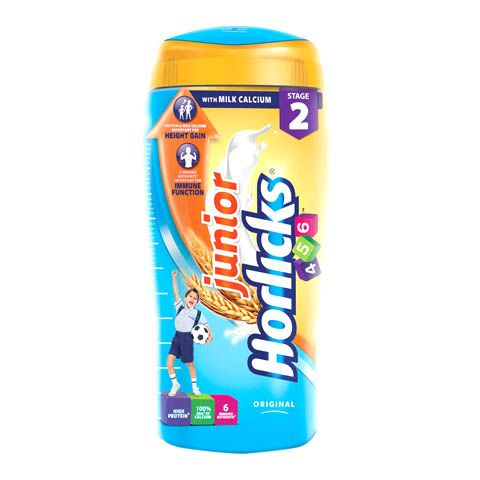 Junior #Horlicks 123 Stage 2 Original Jar