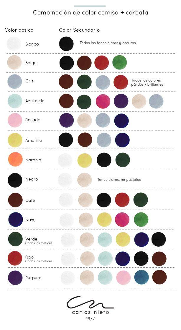 Las 25 mejores ideas sobre combinar ropa hombre en - Colores para combinar ...