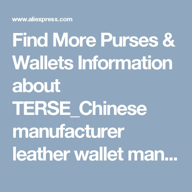 Find More Purses & Wallets Information about TERSE_Chinese manufacturer leather wallet man fashion purse in stock branded long wallet handmade genuine leather purse for man,High Quality leather purse for man,China purse for men Suppliers, Cheap men purse from TERSE Official Store on Aliexpress.com